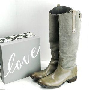 Sam Edelman Pembrooke High Leather Boots